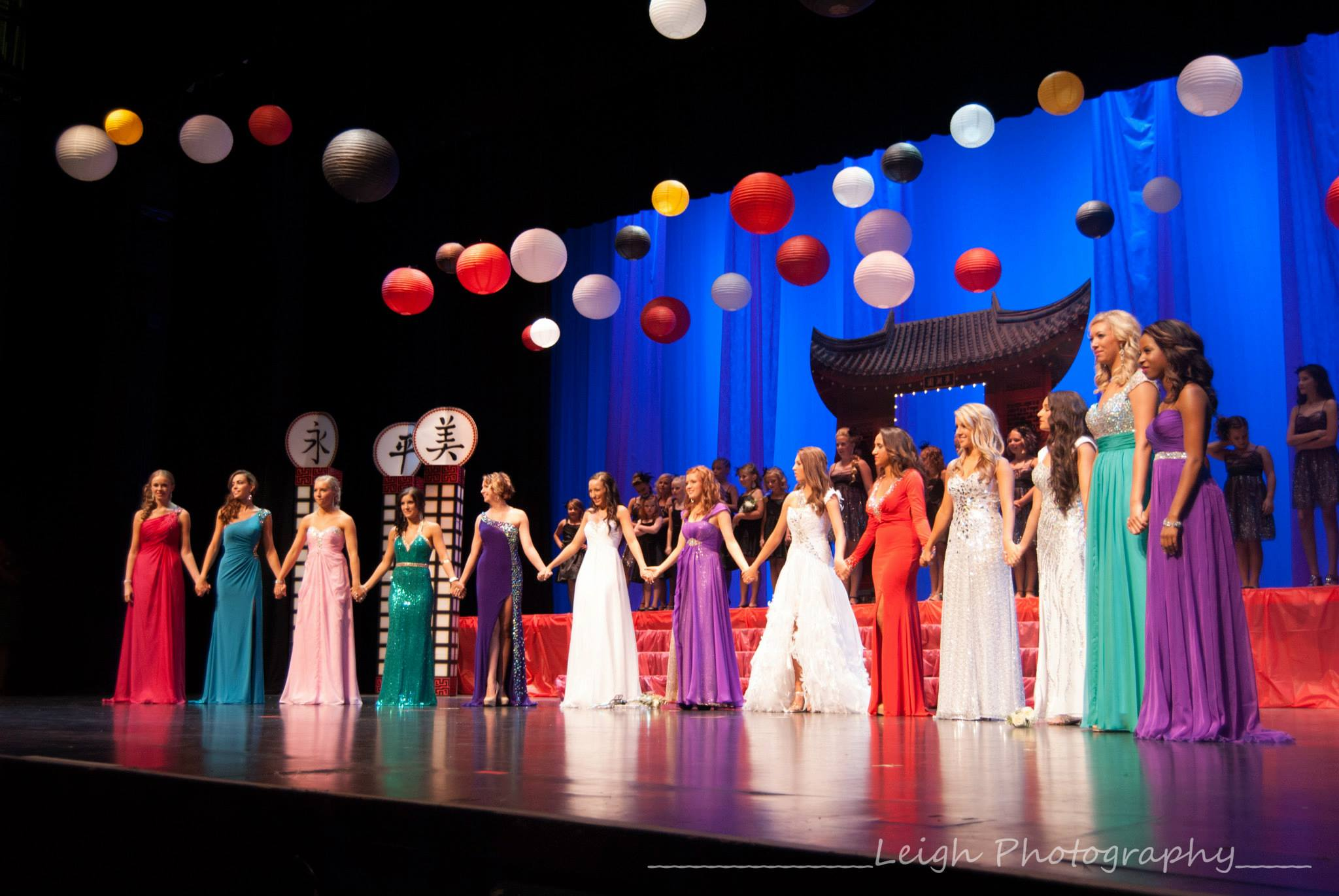 Optometrists in Idaho Falls and Pocatello sponsor Miss Idaho Falls pagent.