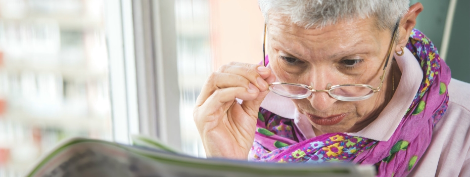 Presbyopia eye doctor in Idaho Falls, Pocatello, Rexburg and St. Anthony.